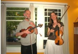 Betsy & David Kaynor house concert